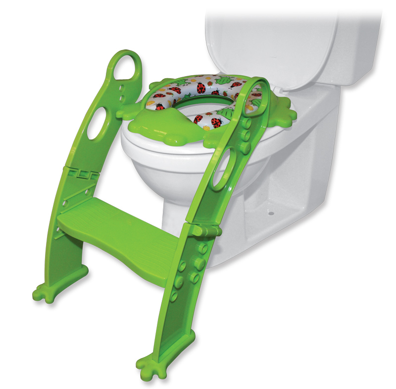 LuxxBaby PCL1 Potty Cushion Ladder Green
